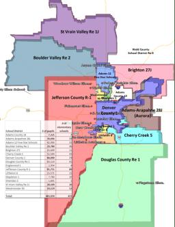 CEF is targeting Denver's public schools