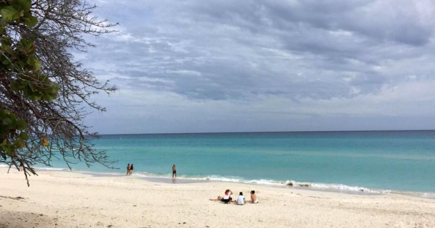 spiaggia Cuba