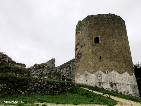Torre del castello di Casertavecchia