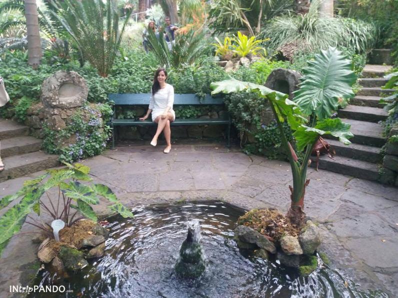 Giardini La Mortalla a Ischia