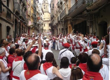 San Fermín Pamplona