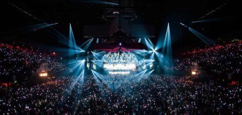 Musica elettronica all'Amsterdam dance event