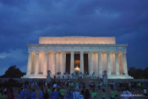 Lincoln Memorial a Washington