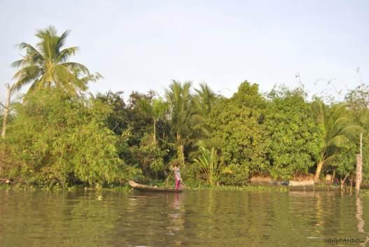 canali delta del Mekong