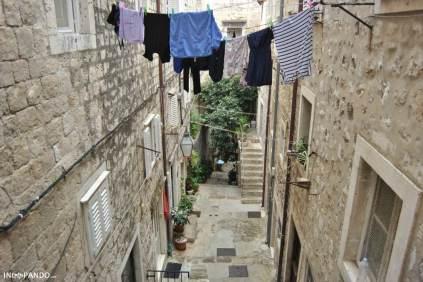 Vie del centro storico di Dubrovnik