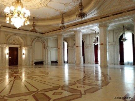 Parlamento Bucarest sala