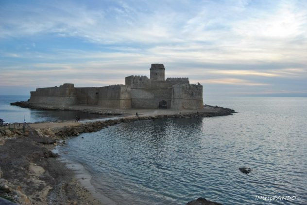 Spiagge della Calabria - Le Castella