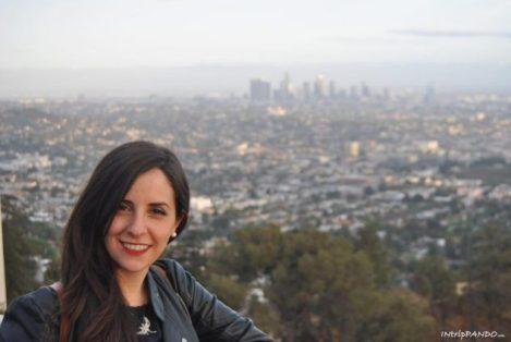 vista su Los Angeles