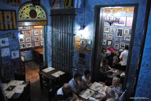 La Bodeguita del Medio a La Avana