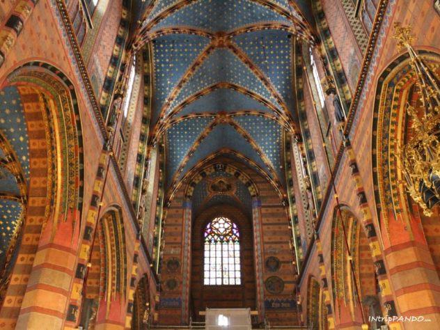 chiesa santa maria cracovia