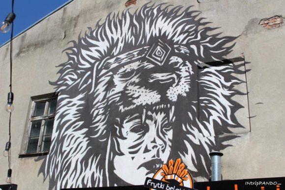 cracovia street art