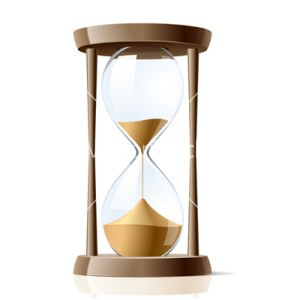 As soon as any DH project's started, it's biological clock is ticking