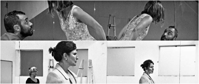 Retrato de Família: O(s) ensaio(s) - TeCA, 4/10/2017