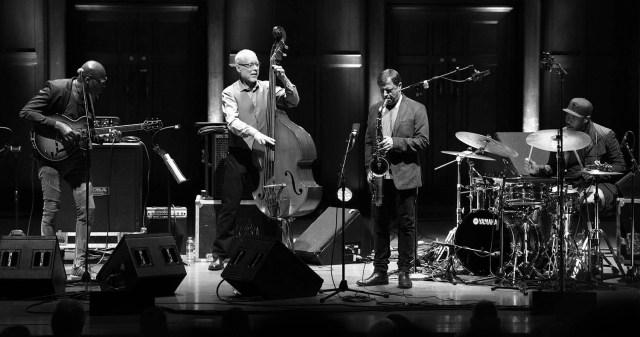 Reportagem do concerto do quarteto Aziza, que ocorreu a 8 de Novembro de 2018 a abrir o Guimarães Jazz 2018   INTRO