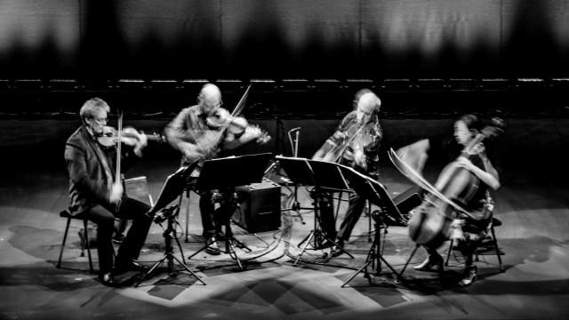 Reportagem do concerto do Kronos Quartet, realizado no Theatro Circo, na cidade de Braga, no passado dia 30 de Novembro de 2018   INTRO