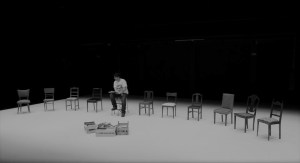 Crítica da performance teatral By Heart, de Tiago Rodrigues, a 9 de Fevereiro de 2019 no Teatro Nacional D. Maria II, no âmbito do Festival Antena 2 | INTRO