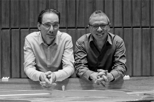 Mário Laginha e Pedro Burmester – Theatro Circo, 31/03/2019