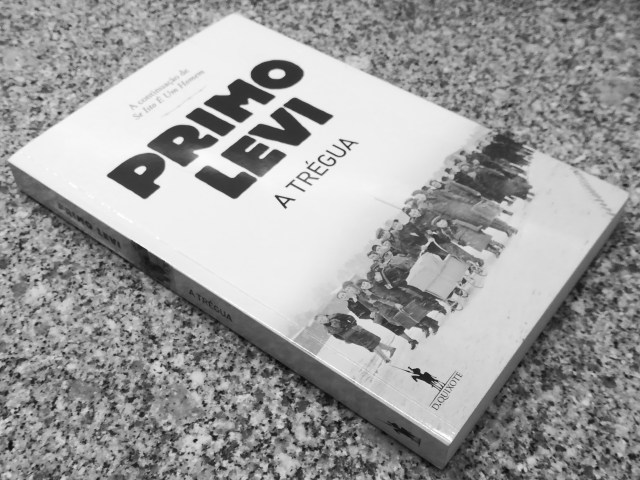 """Recensão do livro do autor e químico italiano Primo Levi """"A Trégua"""", editado em Portugal pela chancela Dom Quixote, do grupo Leya   INTRO"""