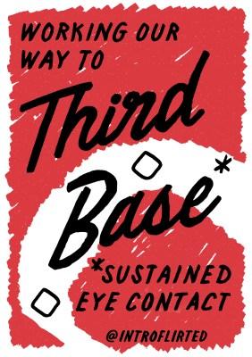 Introflirted #4 Third Base by Josh Higgins
