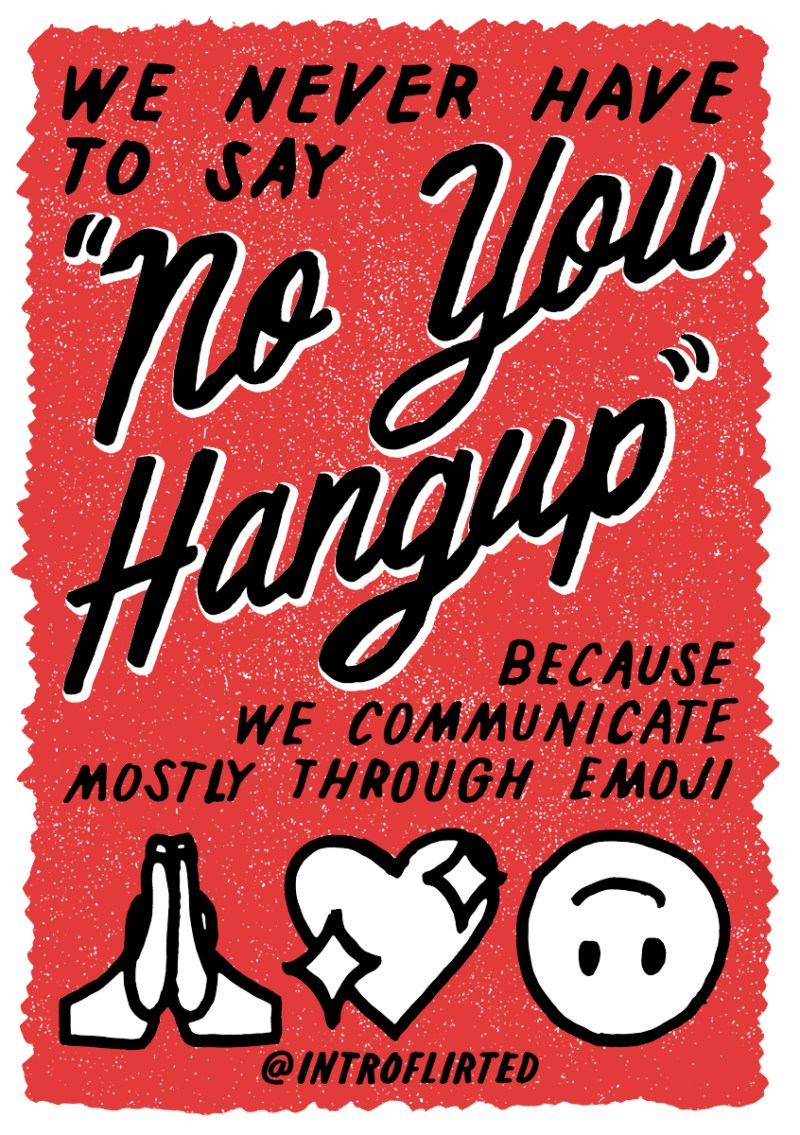 Introflirted #17 Hangup by Josh Higgins