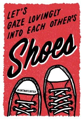 Introflirted #19 Shoegazing by Josh Higgins