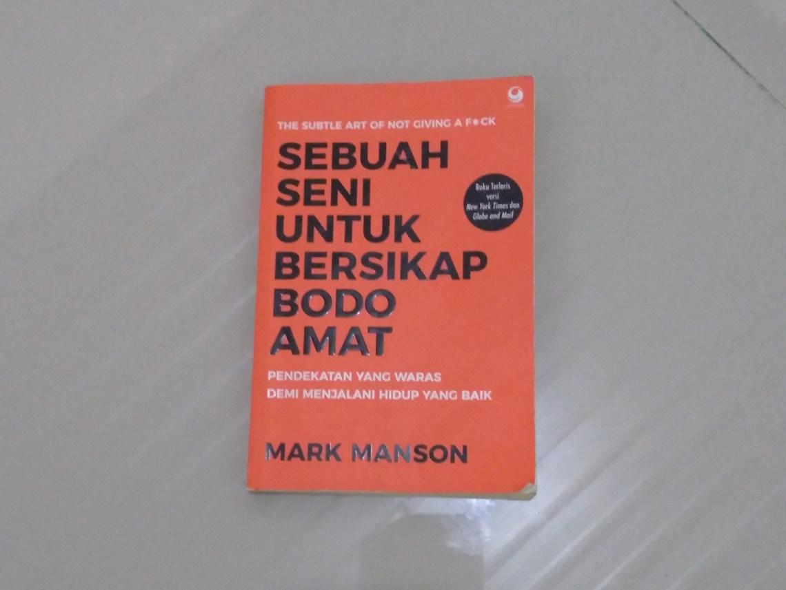 Buku Mark Manson