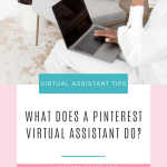 Thinking About Becoming a Pinterest Virtual Assistant?