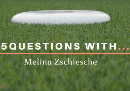 5 Questions With Melina