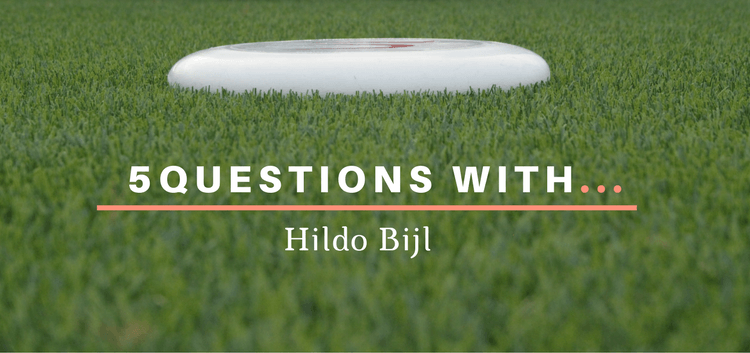 5 questions with Hildo Bijl