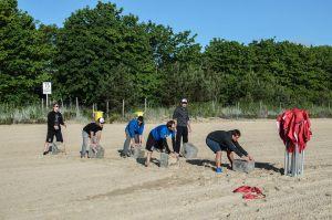 beach ultimate Ultimatum Gdansk