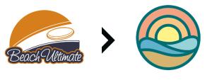 beach ultimate rebranding