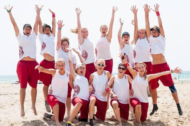 5 Questions With Aleksandra Marszałek Poland Ultimate Frisbee Team