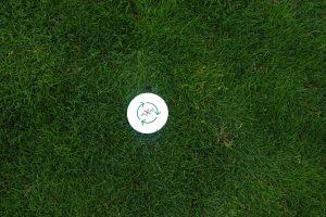 zero waste ultimate frisbee