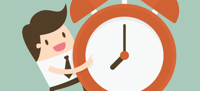 Productivity Tip: Utilizing Those 10 Minute Blocks of Idle Time