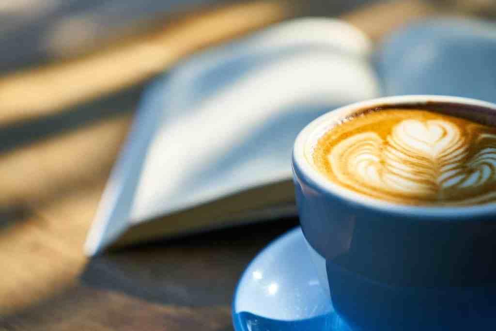 introvertel koffie boek