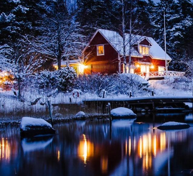 Sweden, Introvert travel
