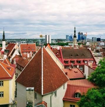Old Town Tallinn, introvert travel