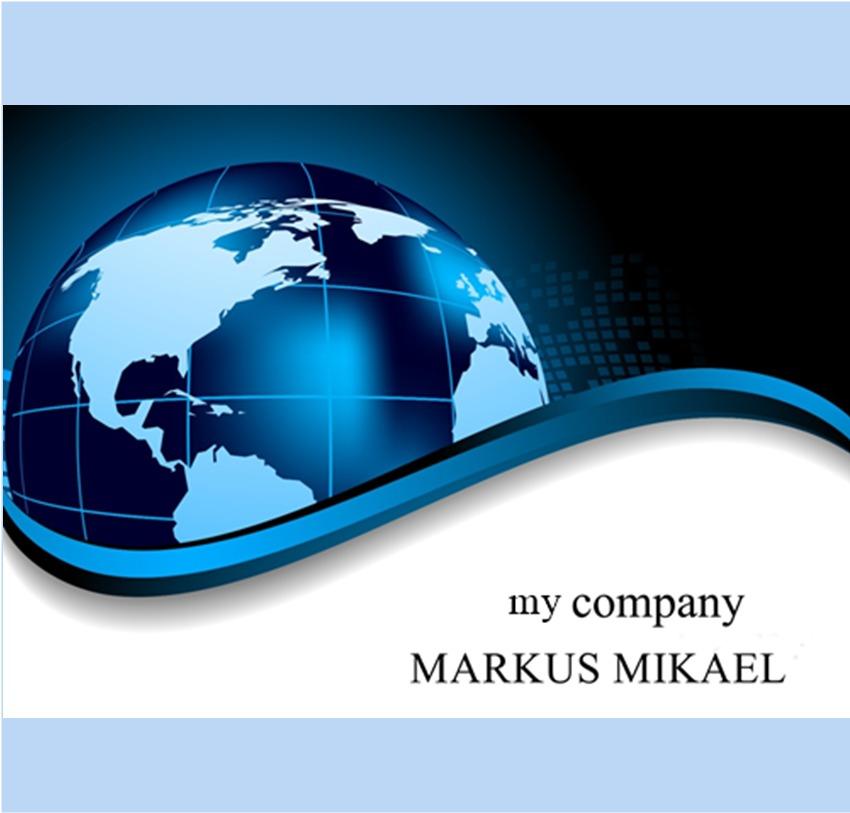 markus mikael blog
