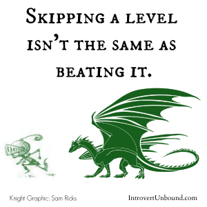 Skipping-level