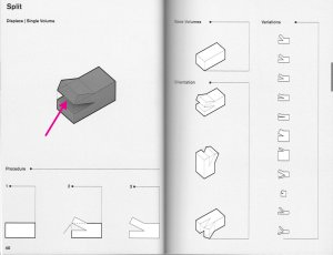 Utilizing Architectural Diagrams to Create Geometric Forms