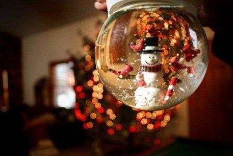 bokeh-christmas-snow-globe-snowman-winter-Favim.com-248319