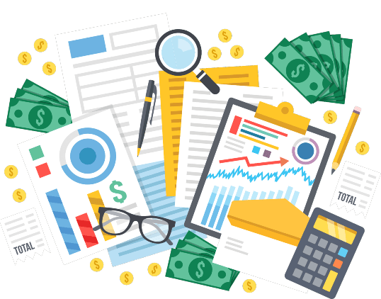 Accounting Bookkeeping Services in India