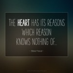 The heart… beyond reason