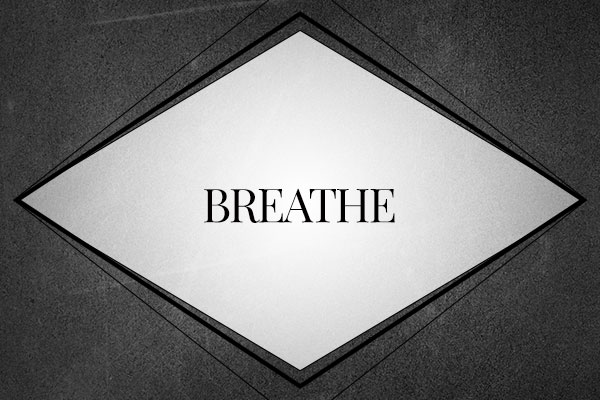 simple breathing technique to tap in to your intuition