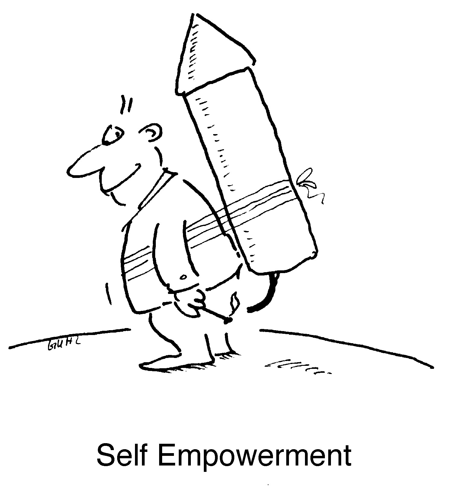 Negative/Problem Thought Patterns: Empowerment, Pride