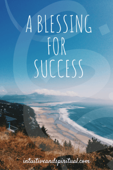 blessing for success and gratitude