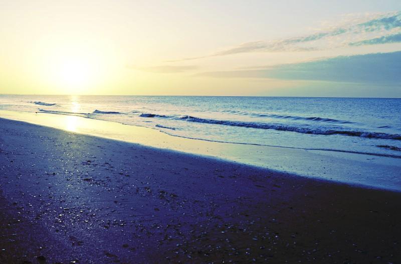 beach guided meditation