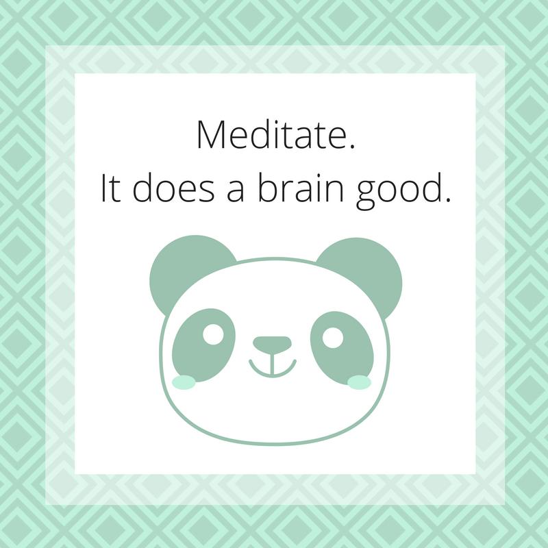 meditation experiment
