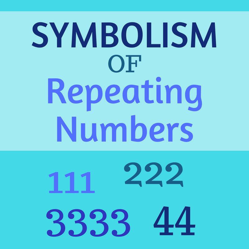 Angel Numbers: 1111, 223, 333, 444