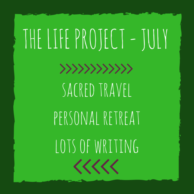The LIFE Project – A Month of Sacred Travel
